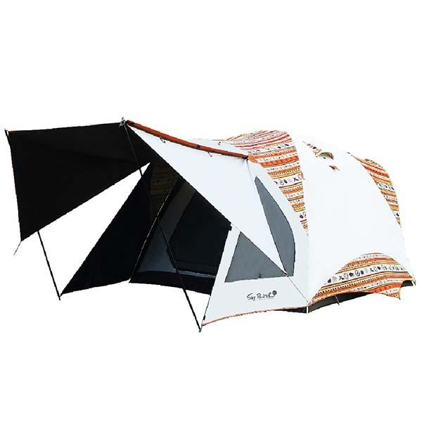 Outdoorbase 彩繪天空SKY PAINTER鋁合金300X300帳