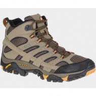 MERRELL ML06057 男GTX中筒登山鞋-棕
