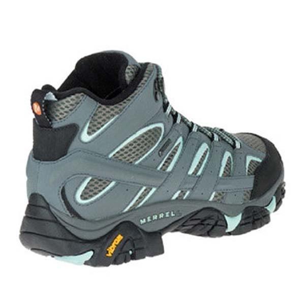 MERREL ML06060 女中筒登山鞋(淺藍/灰)