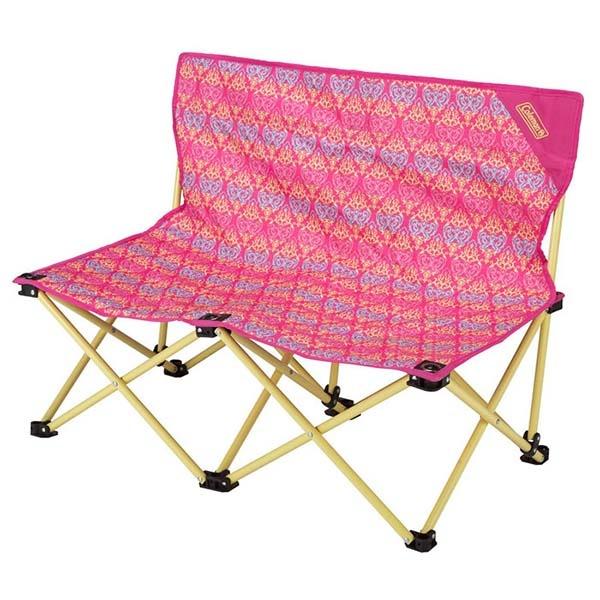 COLEMAN CM-22003 紅葉圖騰樂趣椅(雙人-紅)