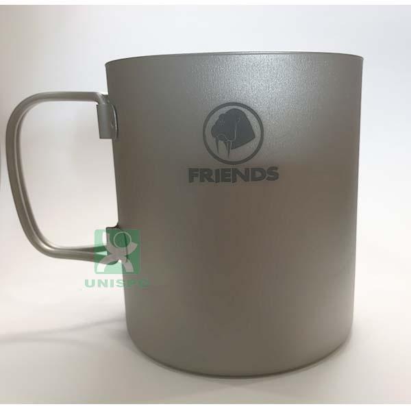 FRIEND TFB-300(D) 摺疊鈦保溫杯(雙層)
