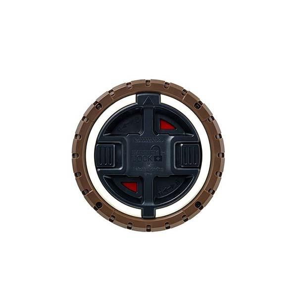 COLEMAN CM-31273 BATTERYLOCK 緊湊型營燈(天然木紋)