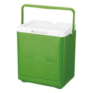 COLEMAN CM-1321 17L置物型冰桶-紅