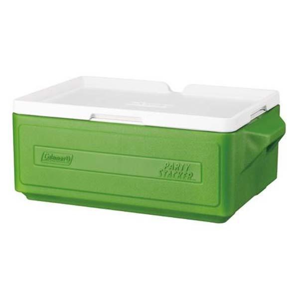COLEMAN CM-1327 23.5L 置物型冰桶(綠)