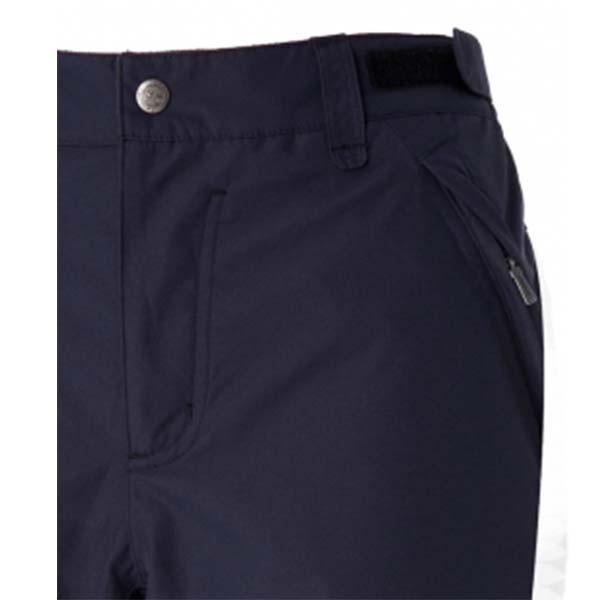 WILDLAND 0A52315-96  女防風防水保暖長褲(鐵灰)