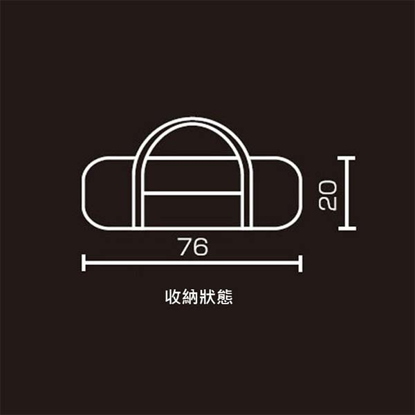 COELMAN CM-31576 氣候達人 SQUARE 天幕/L