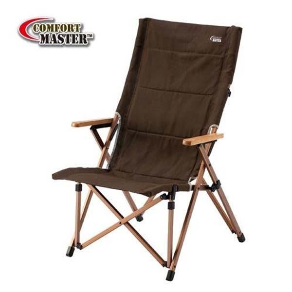 COLEMAN CM-0502J 舒適達人帆布高背椅