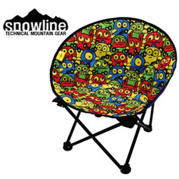 Snowline SN75ULC008  KC小型月亮椅-童(小怪獸)