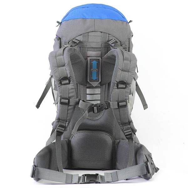 rhino g170 60+10易調式背包 藍