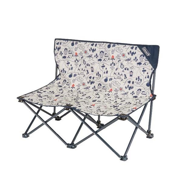COLEMAN CM-33438 露營地圖情人椅