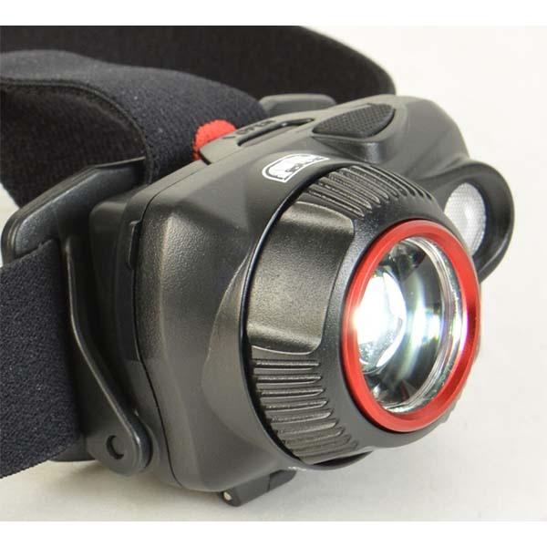 RHINO HL-700 強力雙光源變焦LED頭燈