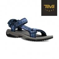 TEVA 男 Terra Fi Lite 水陸機能涼鞋 1001473KNY (藍灰)