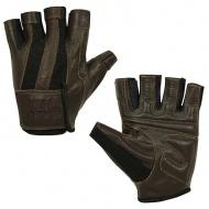 WELLFIT 海力士健身手套- 男款 咖啡色 WF050014705