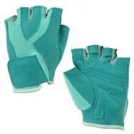 WELLFIT 健身手套 藍綠 WF050004804