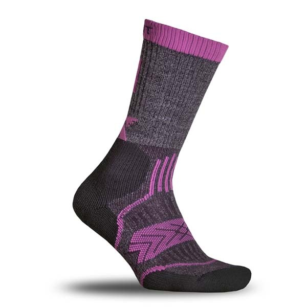 THORLOS OFXU 健行者登山襪中性款 紫