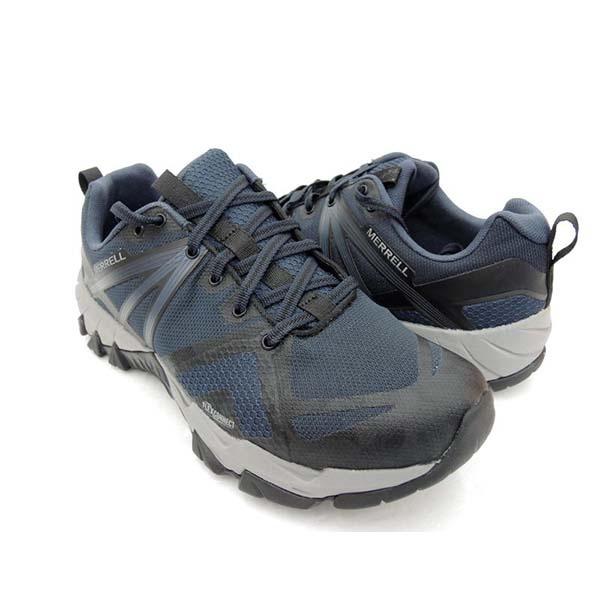 MERRELL J32899 MQM FLEX LUNA 男 戶外健走鞋 海軍藍