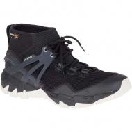 MERRELL ML42549 MQM Rush Flex 男中筒登山健走鞋 黑