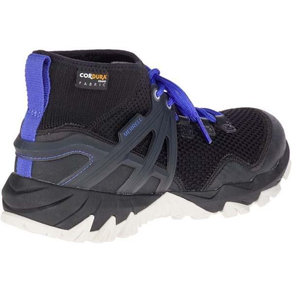 MERRELL ML41340 MQM Rush Flex 女登山健走鞋 黑
