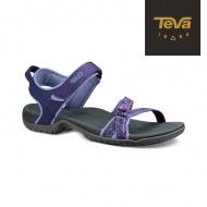 TEVA 女 Verra 多功能運動涼鞋 1006263SPMT 彩灰紫
