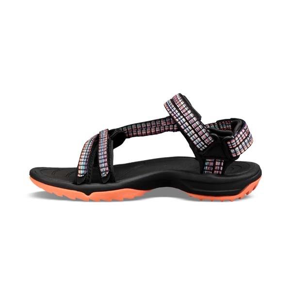 TEVA 女 Terra Fi Lite 水陸機能涼鞋 1001474SCMT (編織橘)
