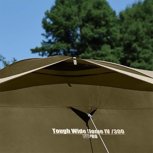 COLEMAN CM-33799 綠橄欖版4-6人透氣圓頂露營帳IV套裝組(現貨)