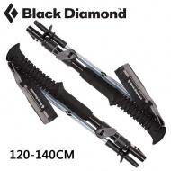BLACK DIAMOND 112206 DISTANCE FLZ 鋁合金摺疊登山杖(單支) 120-140CM