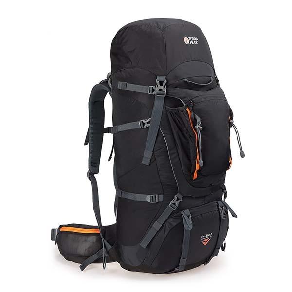 TERRK PEAK RUC059 Beta Trail 登山背包 65+12L 黑