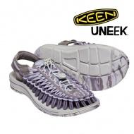 KEEN UNEE女織帶涼鞋 紫白 1020794