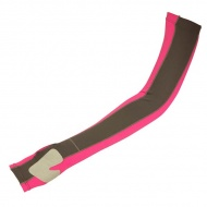 WELLFIT UV FIT 50+ 防曬扣指袖套  桃紅 120017124
