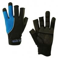 WELLFIT 3M GRIP釣魚手套 - 寶藍色 230001515