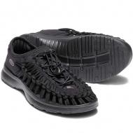 KEEN UNEEKO2 女 彈性編織涼鞋 黑 1018723