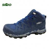 【SIRIO 日本】 Gore-Tex中筒登山健行鞋 PE156DE 丹寧色