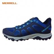 MERRELL J066259 男GTX低筒健野鞋-鈷藍色