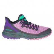MERRELL 女 BRAVADA健行運動鞋 J033644 粉紫