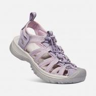 KEEN  Whisper Shark 女護趾涼鞋 粉紫 1022812