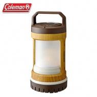 COLEMAN CM-31277 BL USB可充電營燈天然木紋